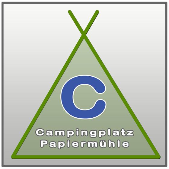 Logo Campingplatz Papiermühle
